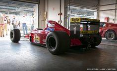 Ferrari 641/2 Alain Prost