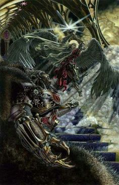 Sanguinus X Horus