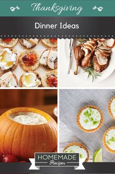 15 Last Minute Thanksgiving Dinner Ideas Your Family Will Be Grateful For | http://homemaderecipes.com/last-minute-thanksgiving-dinner-ideas/