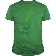 I Love  White Irish Upside Down, 3 Color Poloshirts - Men's Polo Shirt----HONAOYD T shirts