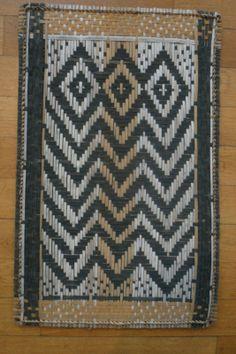 Mbole Losa Mat, D.R. Congo. 57 x 35 cm
