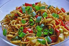 Spaghetti-Curry-Salat (Rezept mit Bild) von biby0208 | Chefkoch.de
