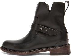 rag & bone Ashford New Moto Leather Boots