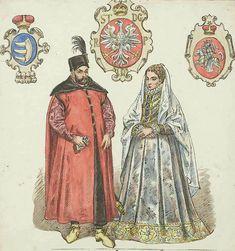 Стэфан Баторый і Ганна Ягелонка. Мастак Ян Матэйка. 1860 год.