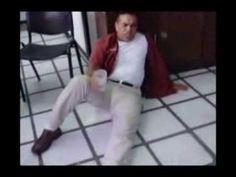 General guapeton venezolano se desmaya cuando lo buscan para ir preso.
