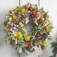 Autumn wreath, natur decoration Autumn Wreaths, Fall Decor, Decoration, Home Decor, Fall Wreaths, Decor, Decoration Home, Room Decor, Deko