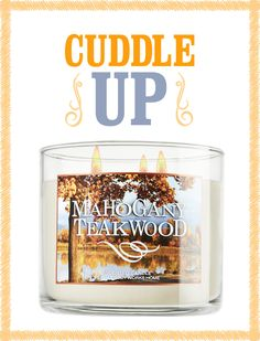 One of my favorite candle and wallflower scents! It's not for everyone, sort of manly, but I love it!