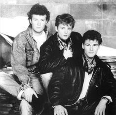 """A selection of the best tracks ID A-ha 
