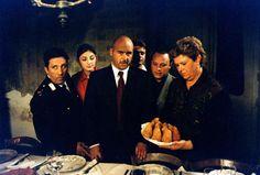 A tavola con il commissario Montalbano: gli arancini