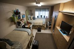 tutwiler dorm room  | Student Affairs | Housing & Residential Communities