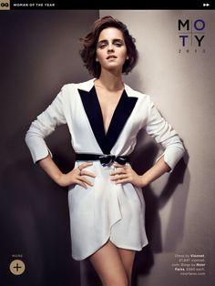 ru_glamour: Emma Watson for GQ UK October 2013