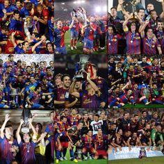 برشلونة .. فريق الألقاب
