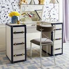 10 perfect mid-century modern dressing table designs