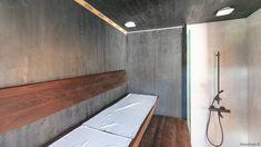 Asuntomessujen 2020 saunanostot ja saunatrendit – Saunologia.fi Bathtub, Cabinet, Storage, Furniture, Home Decor, Standing Bath, Clothes Stand, Purse Storage, Bathtubs