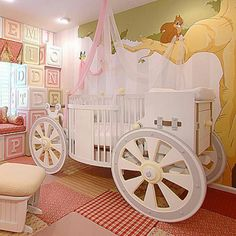 Awesome for a baby room.