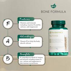 Tegreen Capsules, Green Tea Capsules, Bone Loss, Vitamin K2, Good Bones, Bone Health, Self Care Routine, Medical Conditions, Socialism