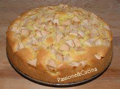 Passione&Cucina: Torta di Mele Montata di Montersino