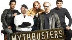 After ten years on MythBusters, Kari Byron, Tory Belleci, and Grant Imahara will be leaving the series as it goes in another direction. Netflix And Chill, Kari Byron, You Are An Inspiration, Netflix Premium, Discovery Channel, Tough Guy, Urban Legends, Me Tv, Tv Series