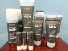 Natural Oriflame products for men