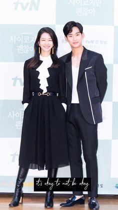 Asian Actors, Korean Actresses, Korean Actors, Hyun Seo, Its Okay, Size Zero, Movie Couples, Korean Celebrities, Korean Drama