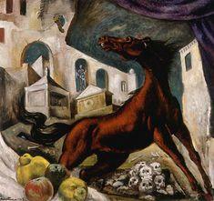 Roberto Montenegro (Mexican, 1887-1968) - Desesperación