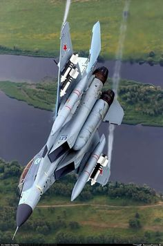 "Russian Navy MiG-29KUB ""Sea Fulcrum"""