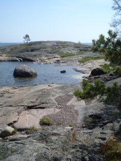 Porkkala archipelago, Räfsö - Porkkalan saaristo, Kirkkonummi - Marianne F. Swedish Cottage, The Desire Map, Nature View, Am Meer, Baltic Sea, Archipelago, Amazing Nature, The Great Outdoors, Places To See