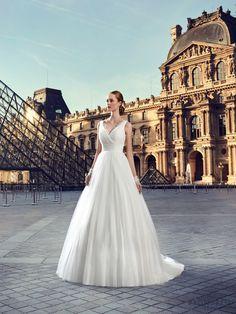 Chaumont, collection de robes de mariée - Pronuptia