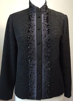 Another Ann Williamson pieced beaded jacket - stunning, this one!