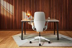 3602f8f2d The SILQ chair has only 30 parts–and was designed so that anyone can sit  comfortably without adjusting it.