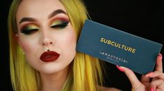 Anastasia Beverly Hills SUBCULTURE Palette | Swatches, Tutorial, Review ...