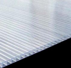 Tuftex 144 In X 26 In Clear Corrugated Polycarbonate Roof
