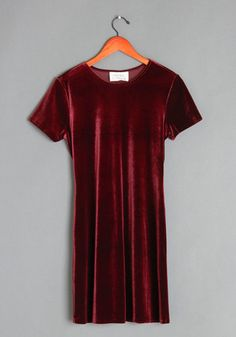 Vintage Mulled Wine Tasting Dress, #ModCloth