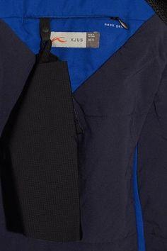 Kjus - Edelweiss Hooded Jacket - Cobalt blue - FR36