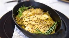 This honey mustard chicken and potato casserole is a perfect one-pan meal