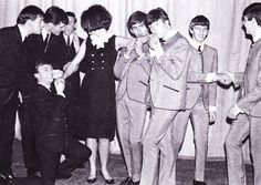 Gerry and the Pacemakers, Louise Cordet and the Beatles