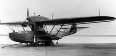 Dornier Do18 out of water
