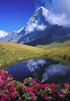 The Eiger, Switzerland