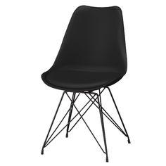 ڳŷԾۥ(DL44-3C BK) ˥ȥ ڸǼʡ 1ǯݾڡۡ˥ȥ Eames, Chair, Furniture, Home Decor, Decoration Home, Room Decor, Home Furnishings, Stool, Home Interior Design