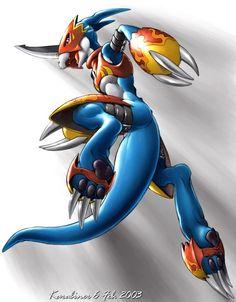 karabinr digimon | Tags: Anime, Karabiner, Digimon Adventures, Digimon, Digimon Zero 2 ...