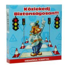 Memória kártya közlekedj biztonságosan