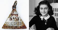 Archaeologists Unearth Pendant With Possible Connection To Anne Frank - http://all-that-is-interesting.com/anne-frank-pendant?utm_source=Pinterest&utm_medium=social&utm_campaign=twitter_snap