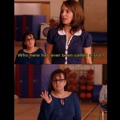 Okay, can't stop. Knew Pinteresting Mean Girls was an awful idea.