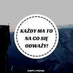 :) Prosta i ważna zasada! . #odwaga #cytatymotywacyjne #rozwoj #rozwojosobisty #szczęście #sukces #cytaty #inspiracja #marzenie #cel… Celestial, Instagram, Outdoor, Outdoors, Outdoor Games, The Great Outdoors