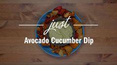 Avocado Cucumber Dip - Just Recipes