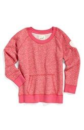 Peek 'Luxury' Neon Sweatshirt (Toddler Girls, Little Girls & Big Girls)