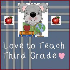 Love to Teach Third Grade