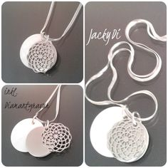 Etsy - Shop for handmade, vintage, custom, and unique gifts for everyone Elegant, Form, Crochet Earrings, Silver, Shopping, Jewelry, Design, Diamond, Vintage Stuff