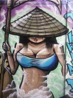Melbourne Australia Street Art.