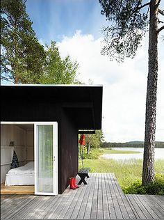 Weekend Cabin: Dalarna, Sweden
